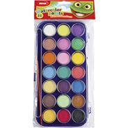Rexus Farby akwarelowe 21 kolorów