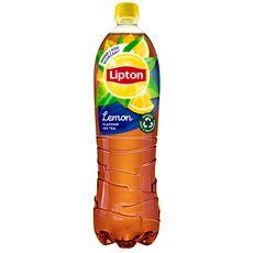 Lipton Ice Tea Lemon Napój niegazowany 1,5 l 9 sztuk