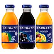 Tarczyn Napoje mix smaków 15 x 300 ml