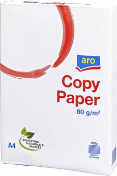 Aro Papier kserograficzny 80 g A4 5 sztuk