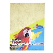 Beniamin Papier wizytówkowy groszkowy A4 20 sztuk