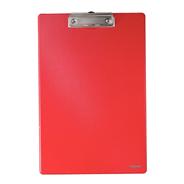 Esselte Deska z klipsem czerwona A4