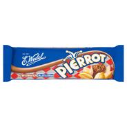 E. Wedel Pierrot Baton orzechowy arachidowy w mlecznej czekoladzie 45 g 24 sztuki