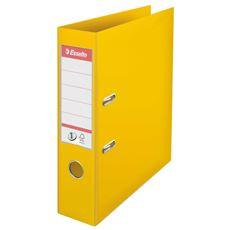Esselte No.1 Power Segregator żółty 75 mm A4