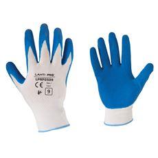 Rękawice powlekane poliestrem