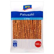 Aro Paluszki z solą 100 g 20 sztuk