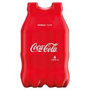 Coca-Cola Napój gazowany 4 x 500 ml