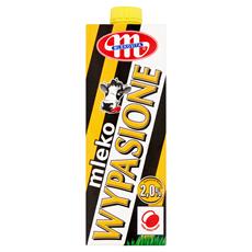 Mlekovita Wypasione Mleko 2,0% 1 l 12 sztuk
