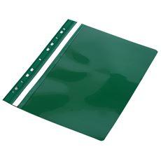 Panta Plast Skoroszyt z europerforacją zielony PCV