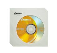 Vakoss Płyty DVD+R 4,7 GB 16x w kopertach 10 ztuk