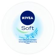 NIVEA Soft Krem intensywnie nawilżający 200 ml