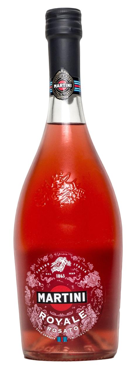 Напій Martini Spritz Rosato алког на основі вина 8% 0,75л
