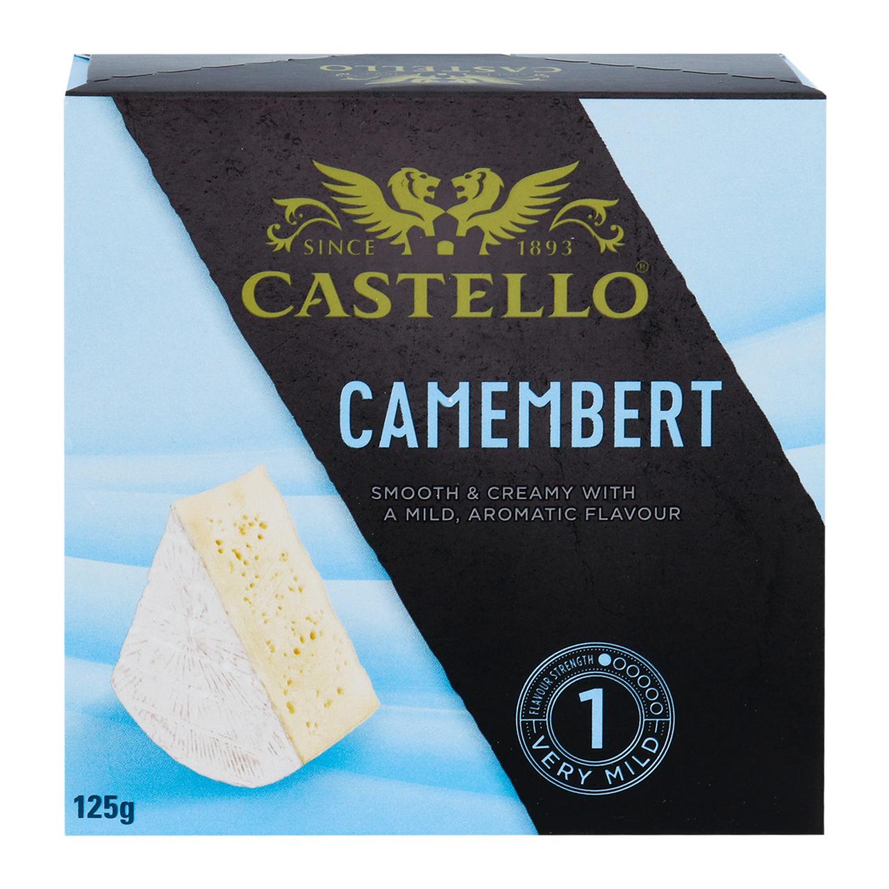Сир Castello Camambert 50% 125г