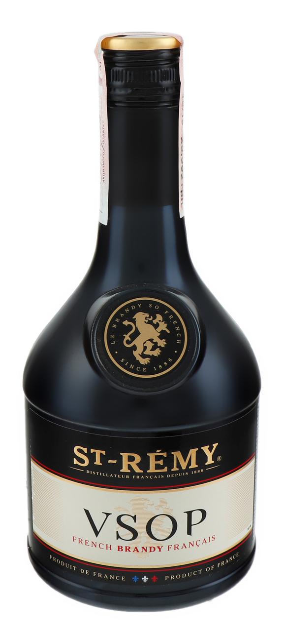 Бренді St-Rémy Authentic VSOP 40% 0,5л