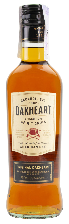 Напій Oakheart Original на основі рому 35% 0,5л