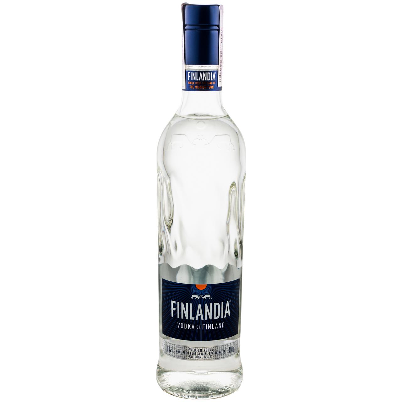 Горілка Finlandia 40% 0,7л