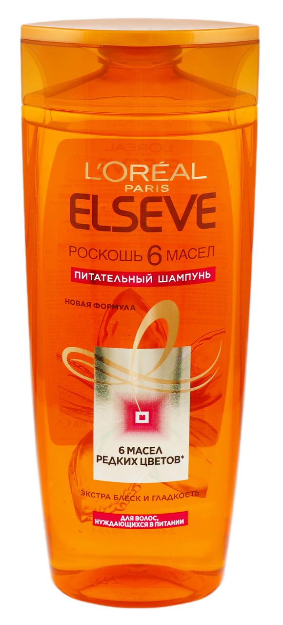 Шампунь L`Oréal Paris Elseve Розкіш 6 масел живлячий 400мл