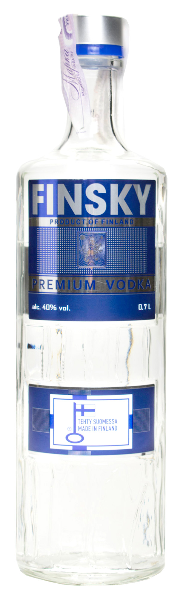 Горілка Finsky Premium 40% 0,7л