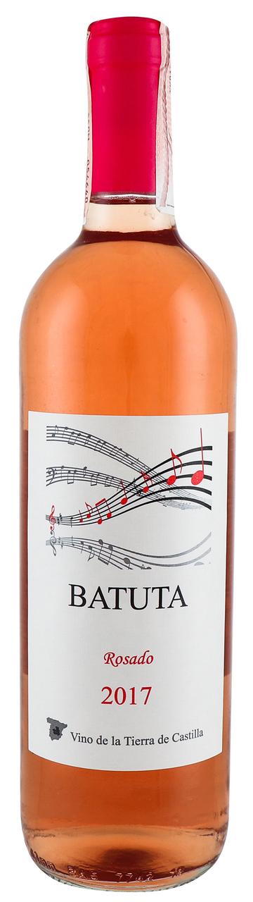 Вино Batuta Rosado рожеве сухе 12% 0,75л