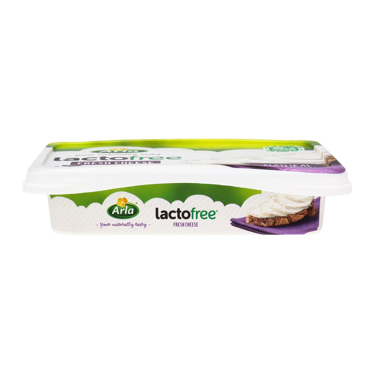 Крем-сир Arla натуральний безлактозний 50% 150г