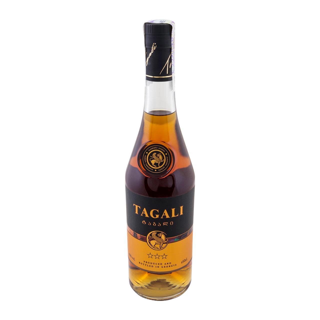 Напій спиртовий Tagali 3* 40% 0,5л