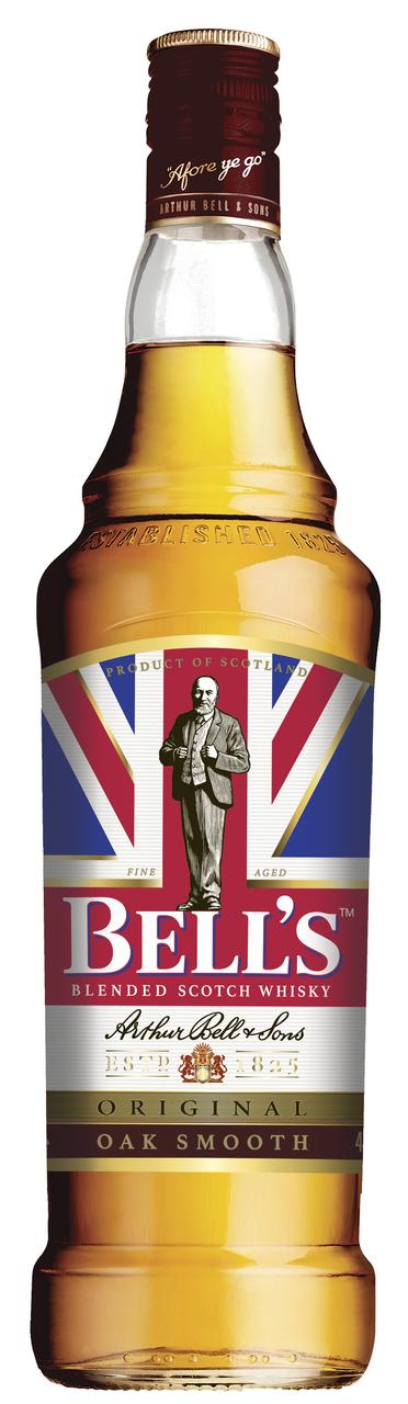 Віскі Bell`s Original шотландський купажований 40% 0,5л