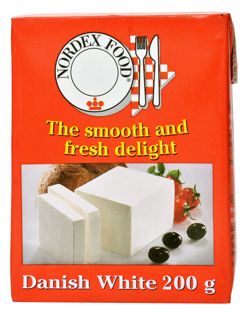 Сир Nordex Food Danish White Фета 52% 200г