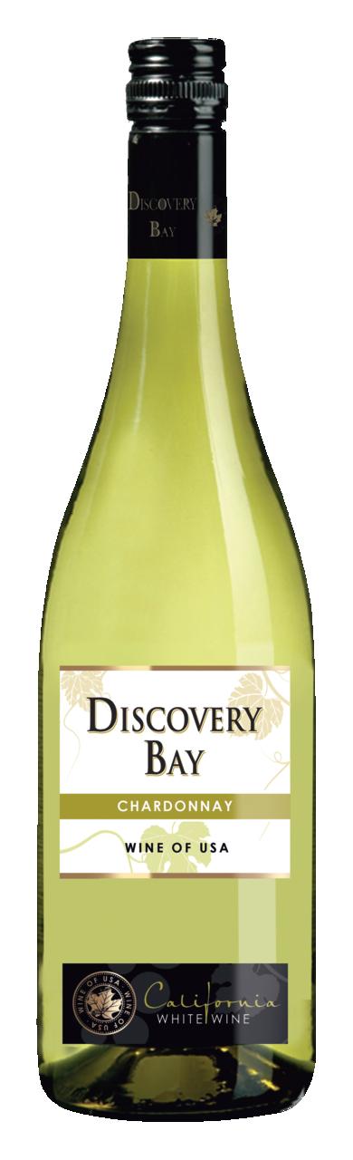 Вино Discovery Bay Шардоне біле напівсухе 16% 0,75л