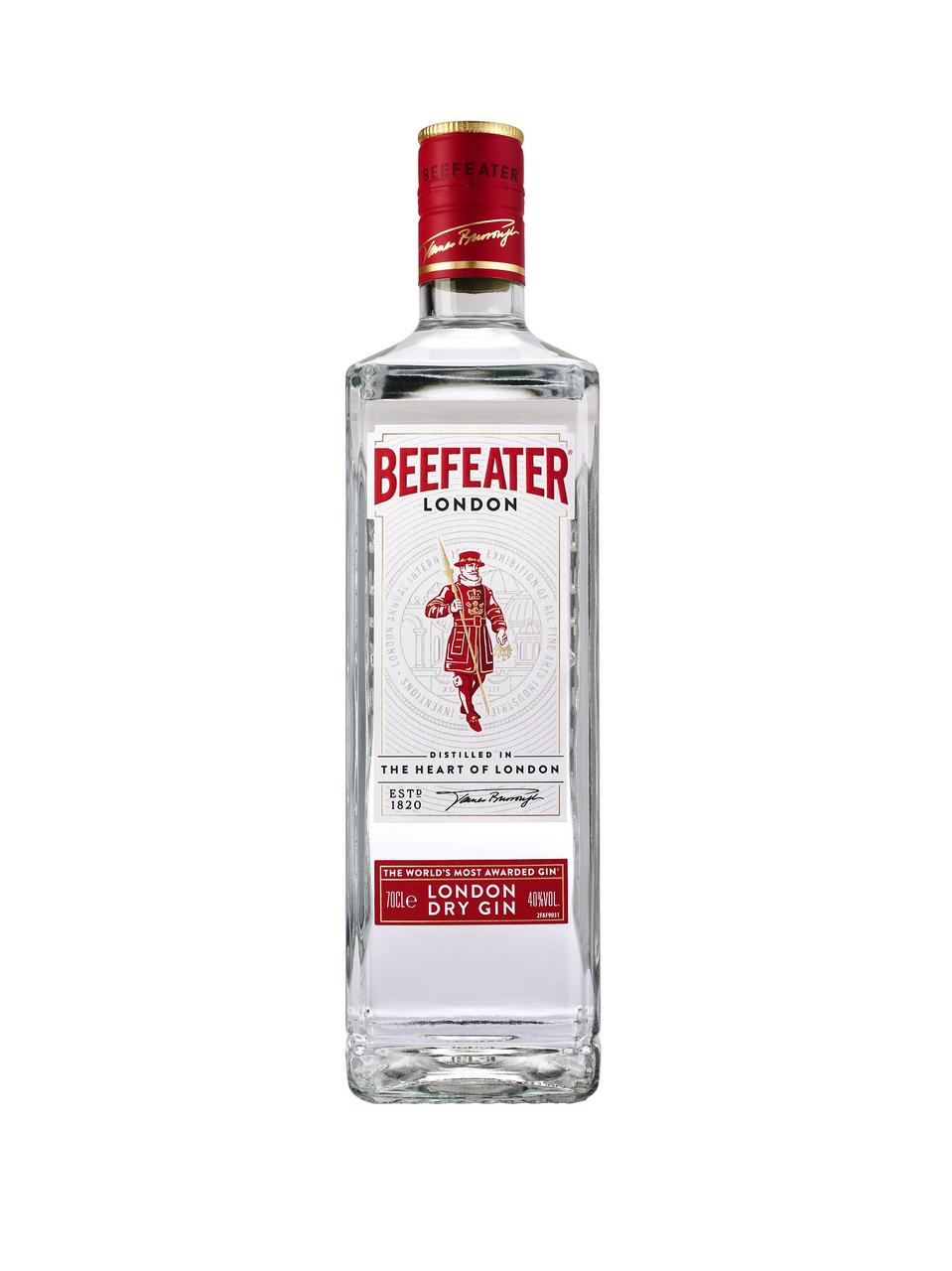 Джин Beefeater London 40% 0.7л