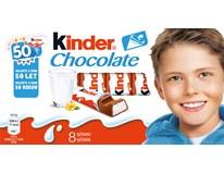 Kinder Choco 8 tyčinek 10x100g