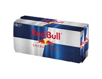 Red Bull energetický nápoj 2x(12x250ml) plech