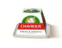 Chavroux sýr kozí čerstvý chlaz. 1x150g