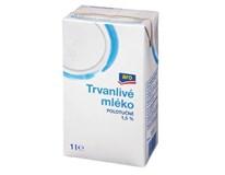 ARO Mléko polotučné 1,5% trvanlivé chlaz. 12x1L