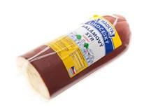 Madeta Jihočeský sýr uzený salámový chlaz. váž. 1x cca 1,4kg
