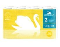 Harmony Comfort Toaletní papír 2-vrstvý 1x16ks