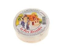 Le Pere Alexandre Camembert sýr plísňový chlaz. 1x240g