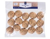 Horeca Select Mini Rustico pečivo na rozpékání mraž. 15x33g