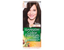 Garnier Color Naturals barva 4 středně hnědá 1x1ks