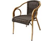 Židle s PVC výpletem Novara Metro Professional 1ks