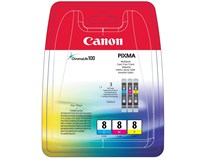 Cartridge Canon CLI-8 multipack 1ks