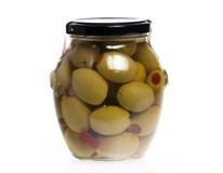Ati Exc Olivy zelené s papričkou 1x370ml