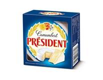 Président Camembert sýr plísňový chlaz. 20x90g