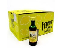 Fernet Stock Citrus likér mini 27% 30x50ml