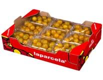 Rajčata cherry žlutá Parcela 25-35mm čerstvá 1x250g