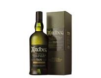 Ardbeg 10yo skotská whisky 46% 1x700ml