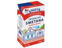 Madeta Jihočeská Smetana 31% živoč. chlaz. 1x1L UHT