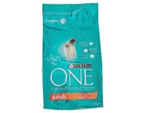 Purina One Adult kuře+rýže granule pro kočky 1x1,5kg