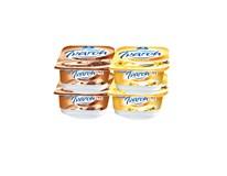 Milko Tvaroh vanilka/čokoláda chlaz. 4x130g