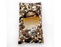 Choco Exclusive Arašídy tříbarevné 1x1kg