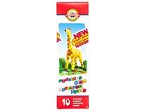 Plastelína KOH-I-NOOR 200g krabička 10 barev 1ks